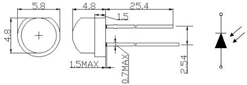 professional manufacturer of cds photocells  light sensor