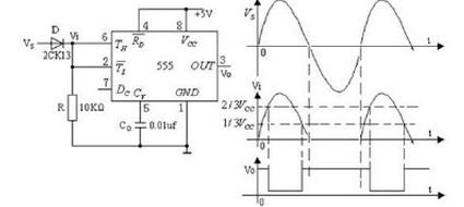 常用光敏电阻应用实例